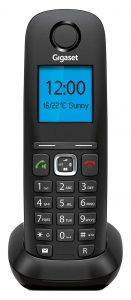 Gigaset A540 IP - miglior cordless VoIP