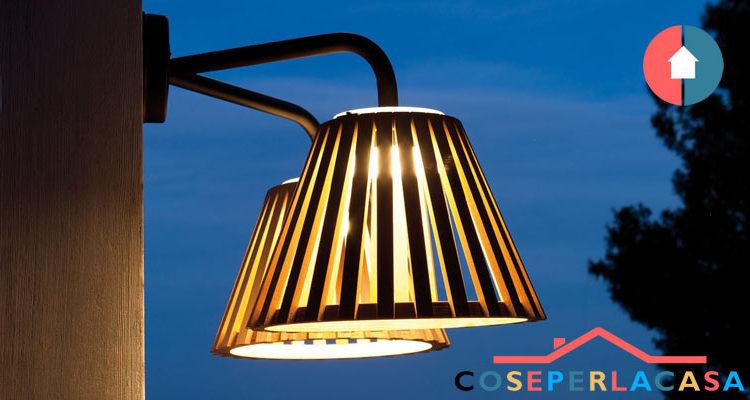 Luci Da Esterno Giardino Solari : Luci da giardino offerte lampade giardino energia solare offerte