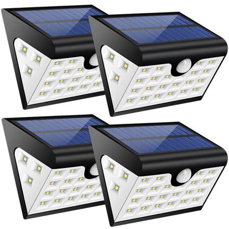 Lampade da esterno solari