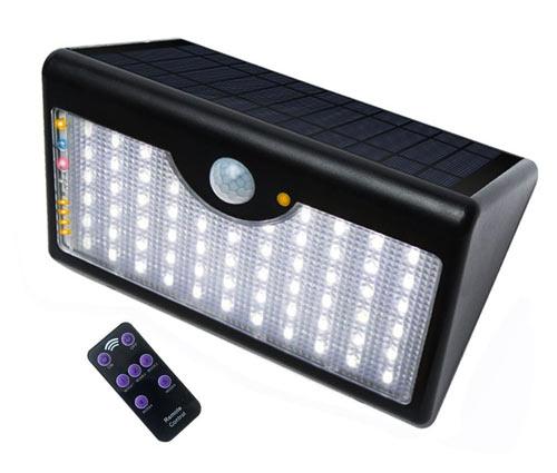 Lampade da esterno solari a led migliori in commercio - Lampade da esterno ad energia solare ...