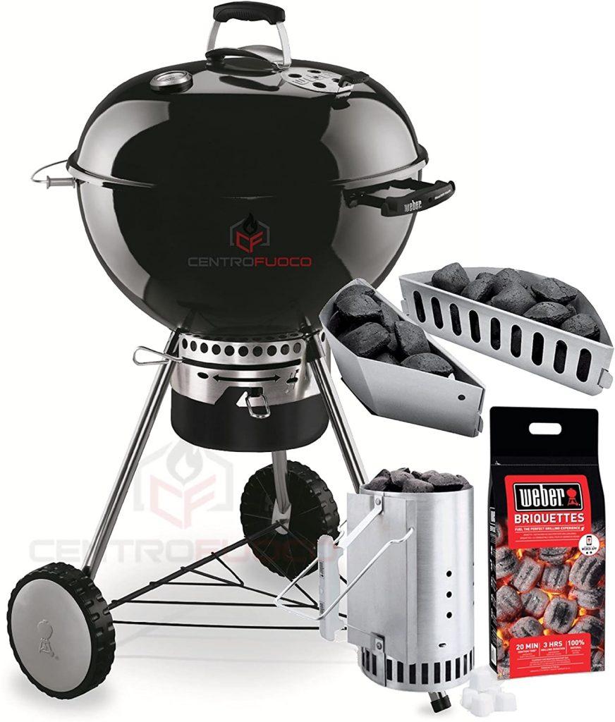 Miglior barbecue - Weber Performer Premium GBS 57