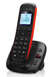 telefono cordless AEG Thor 15
