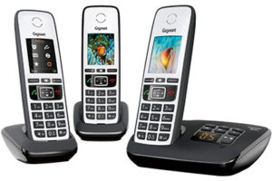 telefono cordless Gigaset A670A