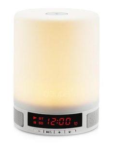 Doupi Altoparlante Touch Bluetooth sveglie radiosveglie