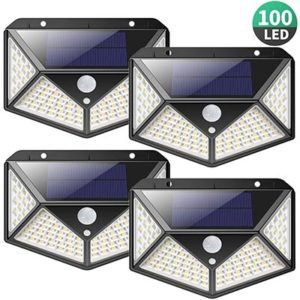 Luce Solare LED Esterno iPosible