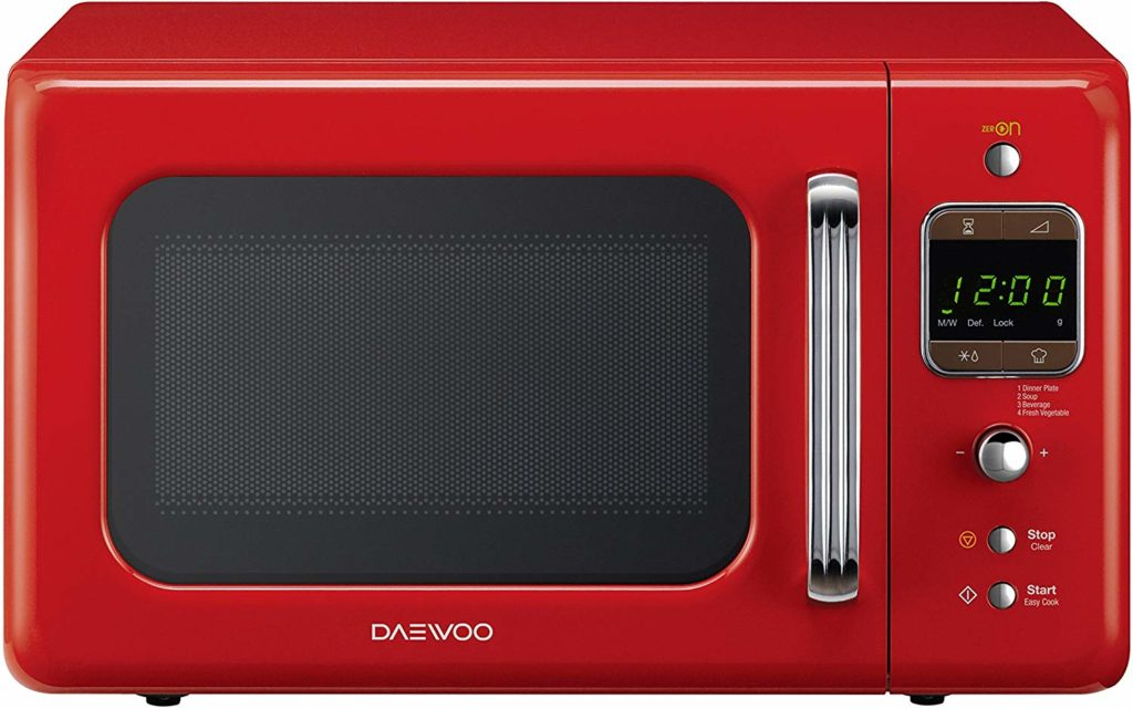 Miglior forno a microonde - Daewoo KOR-6LBR