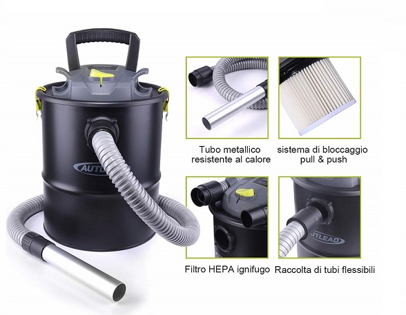 Migliori aspiracenere - AutLead accessori