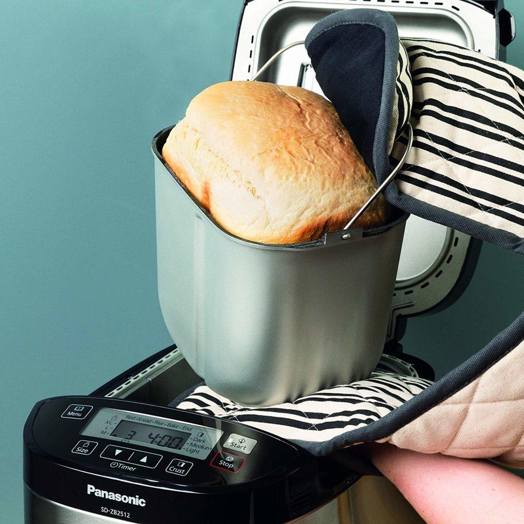 Migliore macchina del pane - Panasonic SD-ZB2512KXE