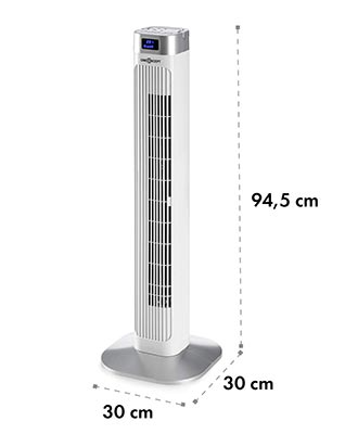 oneConcept Hightower 2G ventilatore a colonna