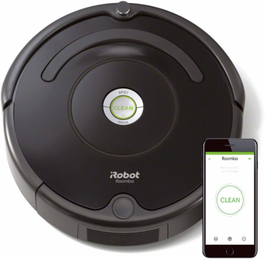 Miglior robot aspirapolvere - iRobot Roomba 671