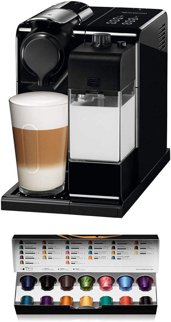 Migliore macchina caffè - De'Loghi Nespresso Lattissima