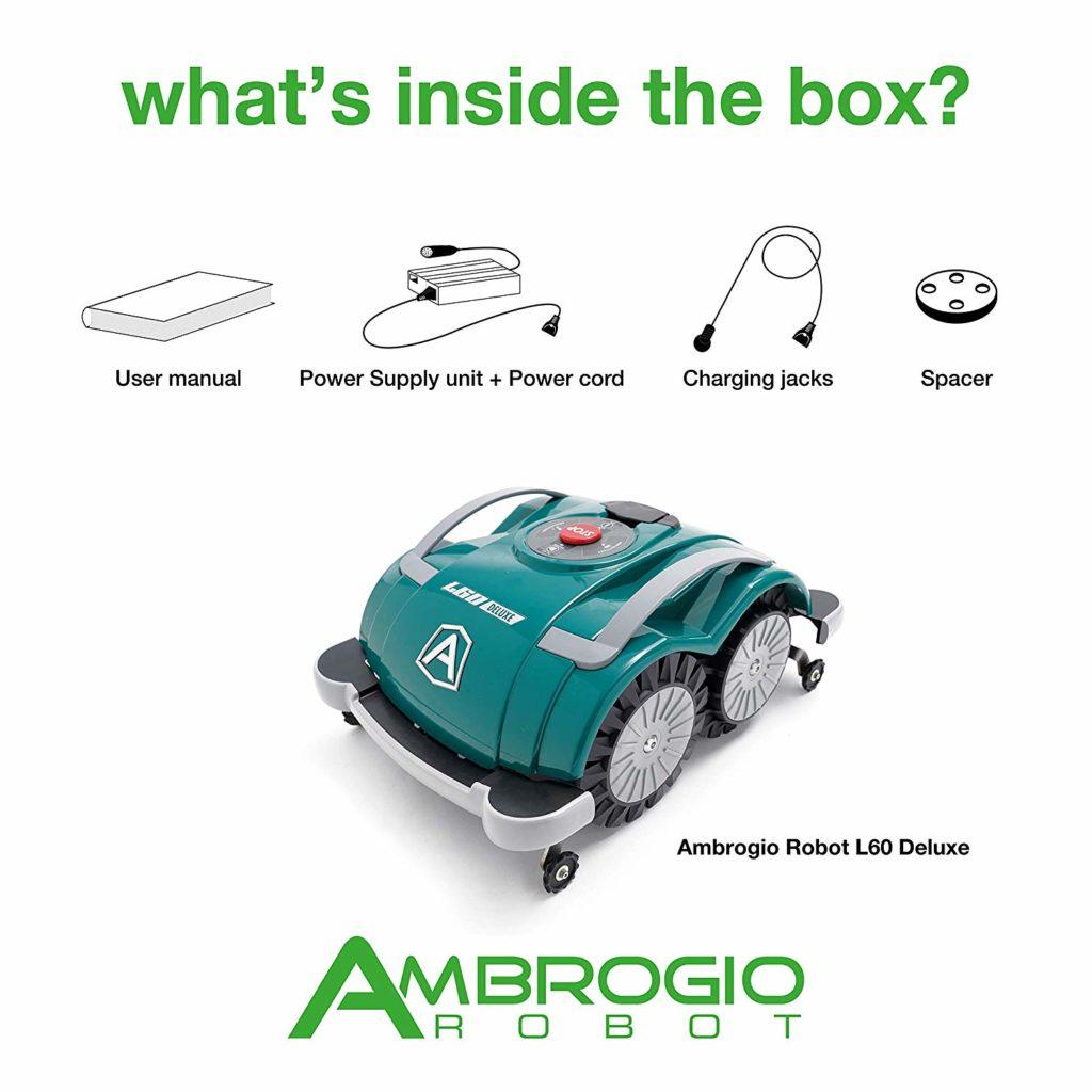 Migliori robot tagliaerba - Linea Ambrogio
