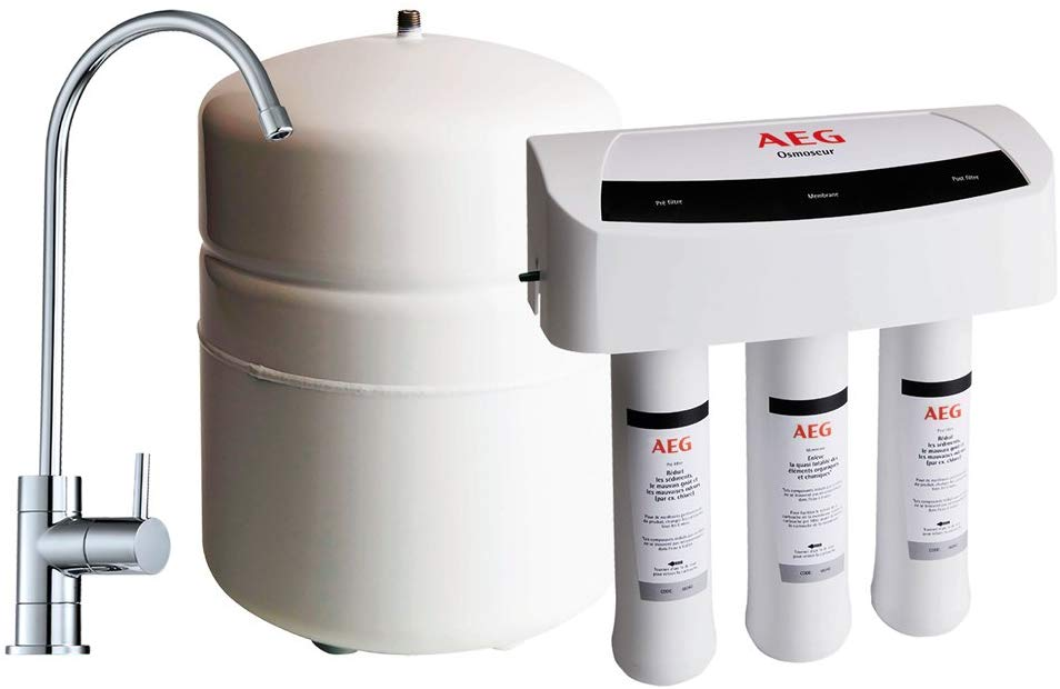 Migliori depuratori acqua - AEG Osmosi inversa