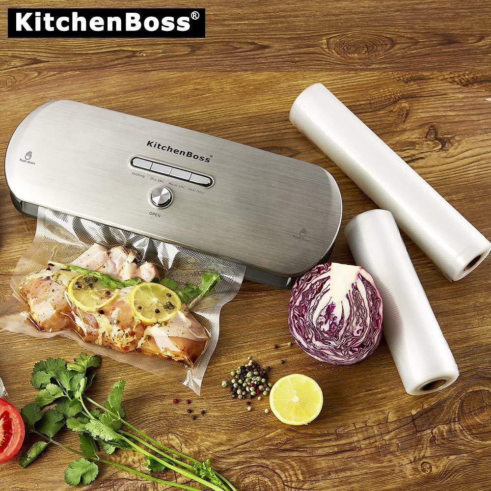 Migliore macchina sottovuoto - KitchenBoss sigillatore sottovuoto