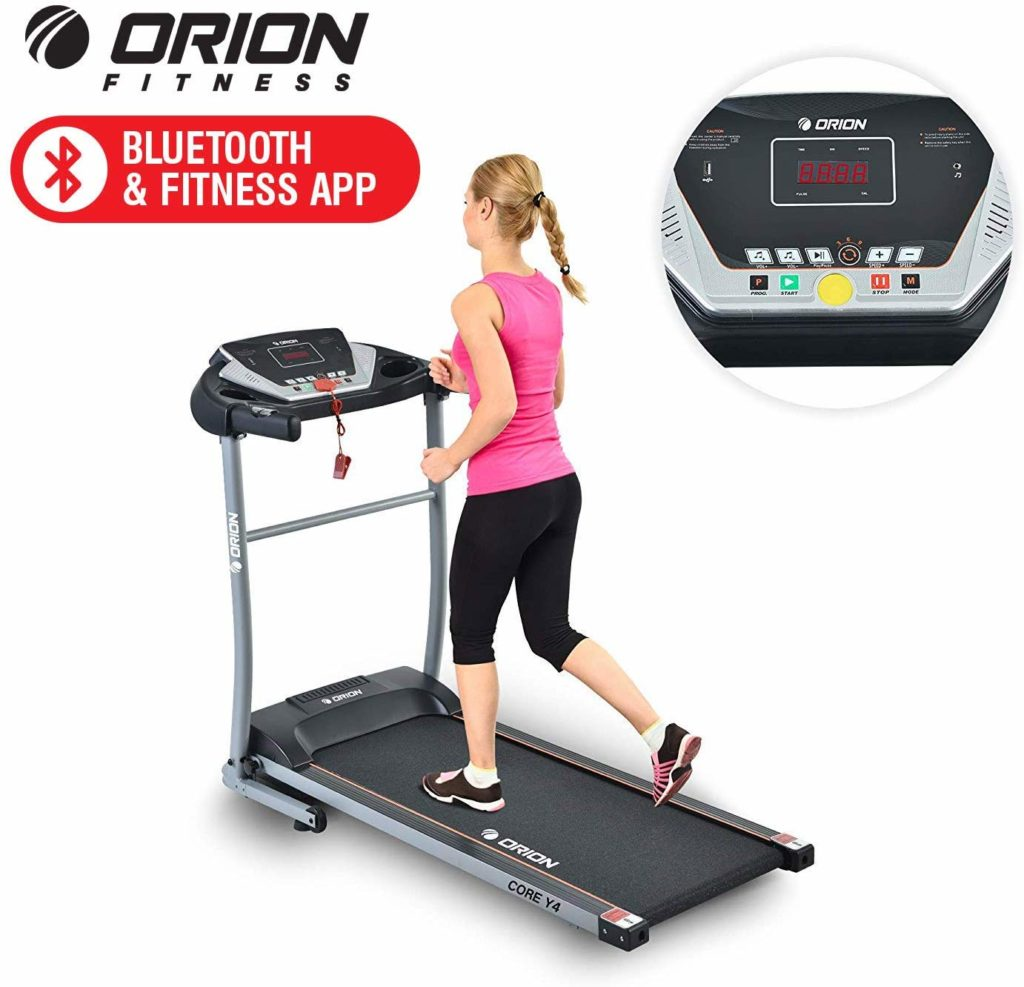 Miglior tapis roulant - Orion Fitness Y4