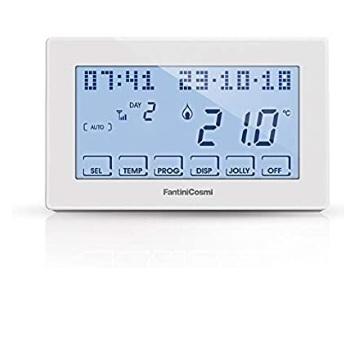Migliori termostati wifi - Intellicomfort CH180WIFI