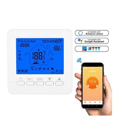 Migliori termostati wifi - Konesky