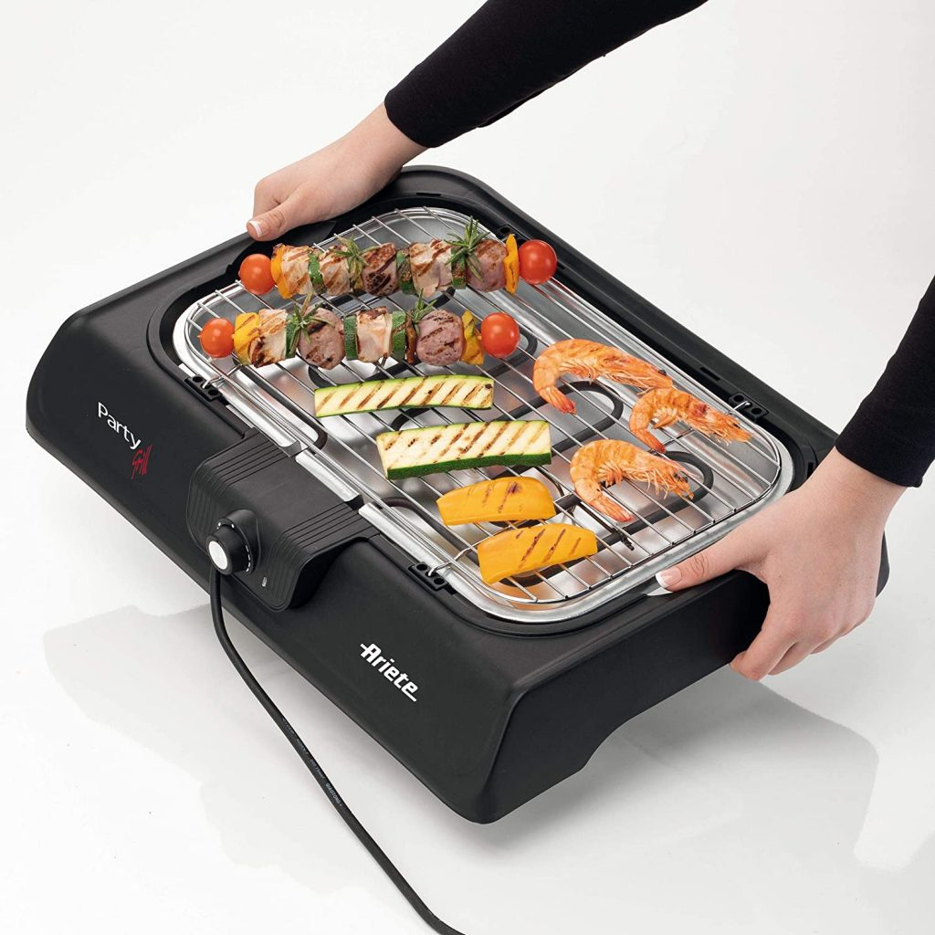 Miglior barbecue - Ariete 733 Party Grill