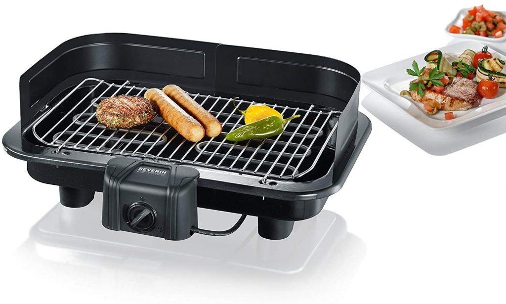 Miglior barbecue - Severin PG 2792