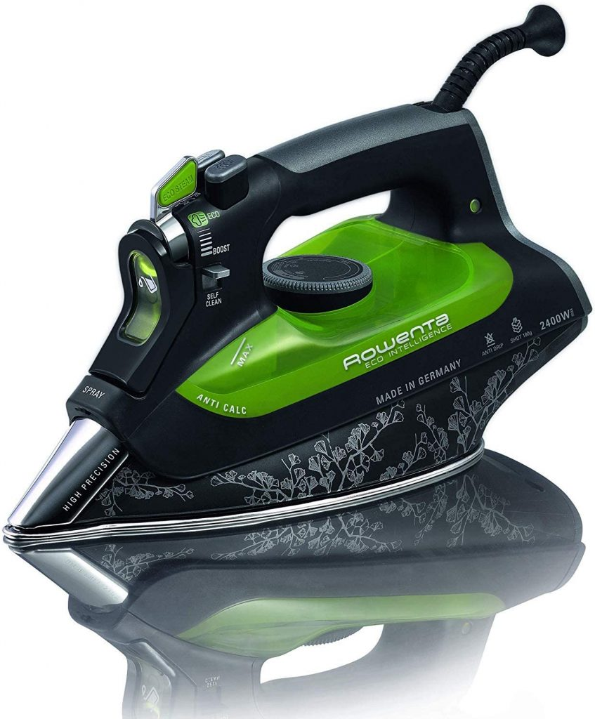 Miglior ferro da stiro senza caldaia - Rowenta DW6010 Eco Intelligence