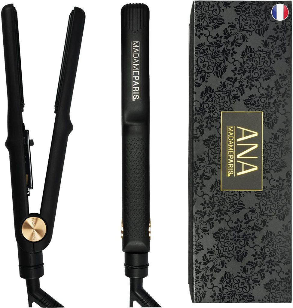 Miglior piastra per capelli - Madame Paris - Piastra per Capelli 2 in 1 Ana Edition