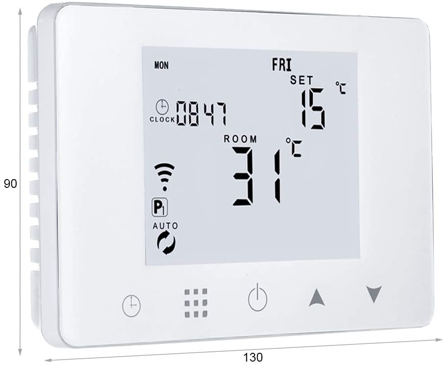 Migliori termostati wifi - LedLux LL0253
