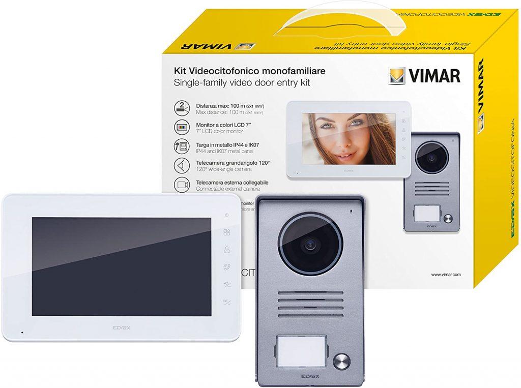 Migliori videocitofoni - Vimar K40910 Kit