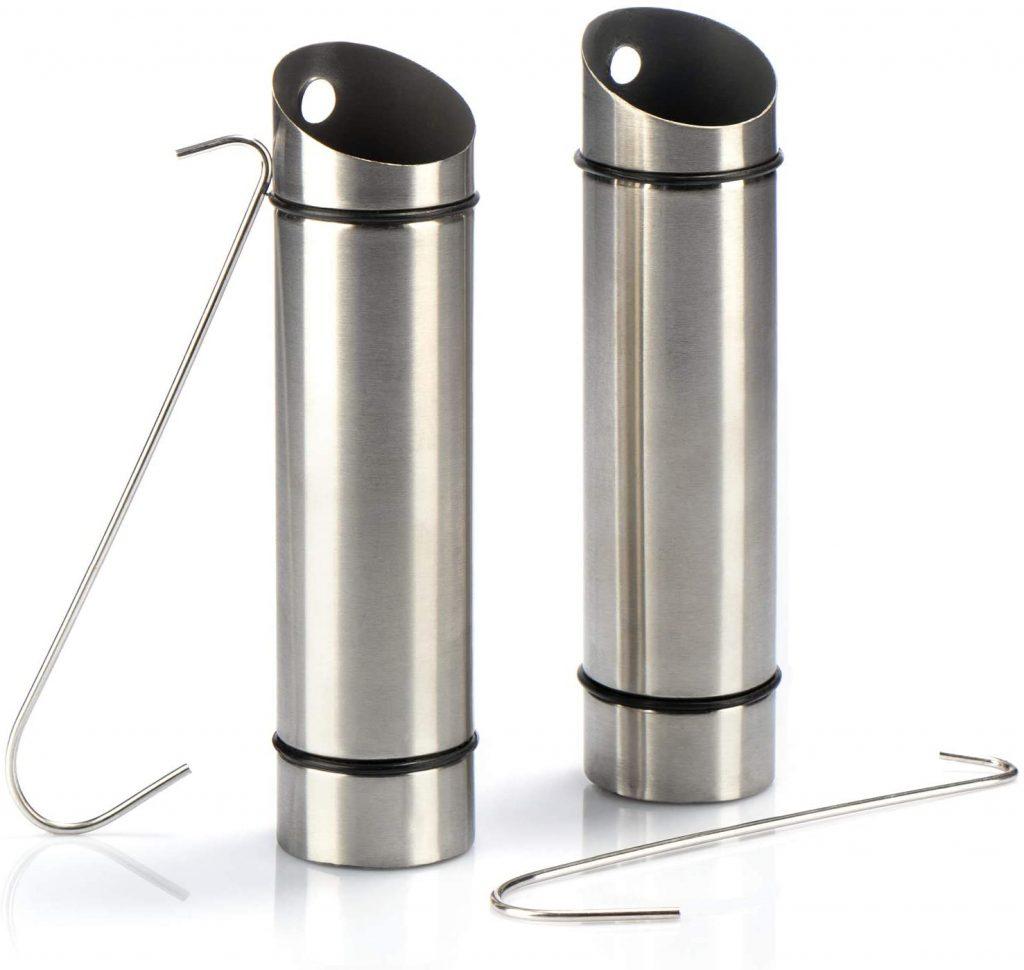 Miglior umidificatore - Modello in acciaio inox
